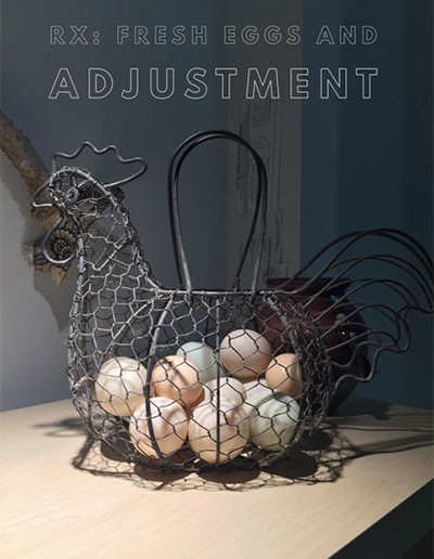 eggs-and-adjustment